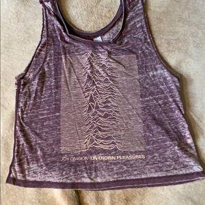 H&M joy division shirt size 10